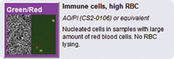 Nucleated Cells from Whole Blood using Cellometer Auto 2000
