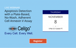 Celigo training webinar