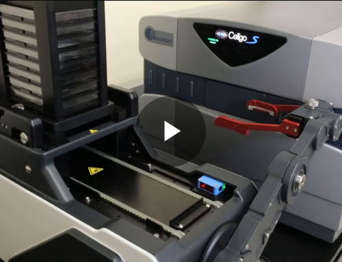 Celigo Image Cytometer with Plate Stacker Automation