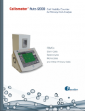 Cellometer automated cell viability counter