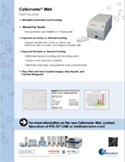 Cellometer Mini flyer