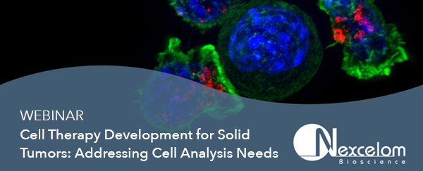Cell Therapy Development for Solid Tumors