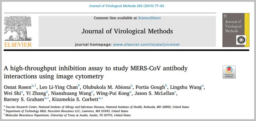 MERS-CoV Virology