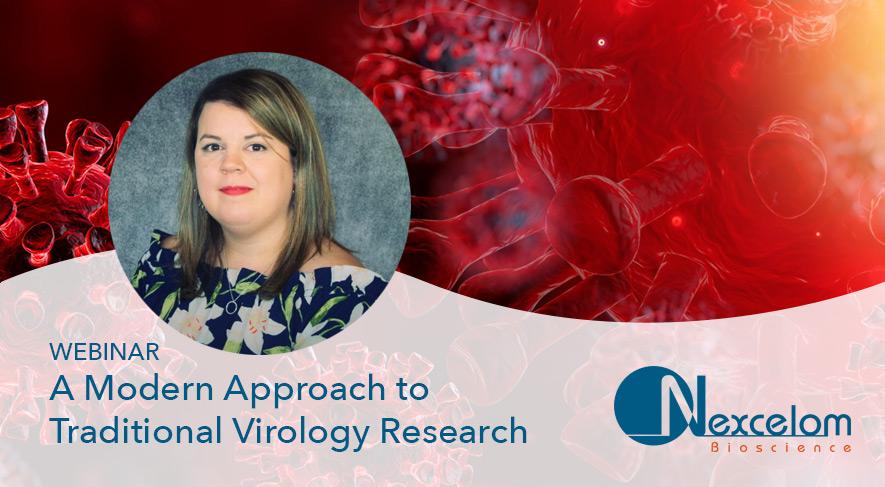 Webinar: A modern approach to traditional virology research