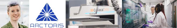 Arctoris uses Cellaca MX