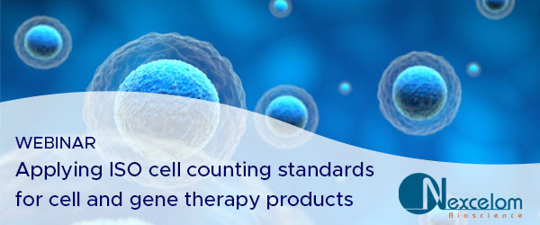 ISO Cell Counting Standards